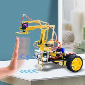 robot arm building kit for adults