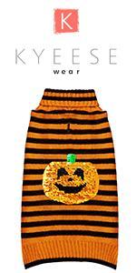 Dog Halloween Sweater