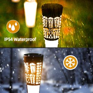 IP54 Waterproof