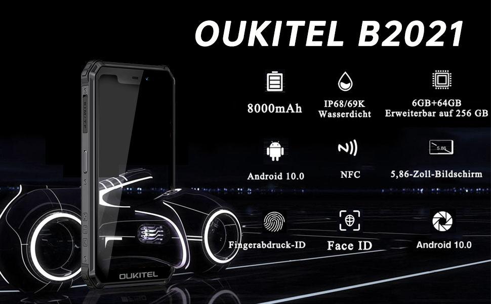 OUKITEL B2021
