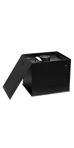 Stealth Safe B1500 Electronic Lock Floor Safe In Ground Storage Made in USA