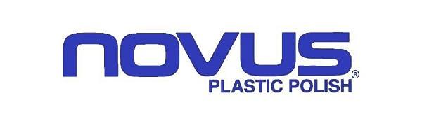 Novus Plastic Polish Logo