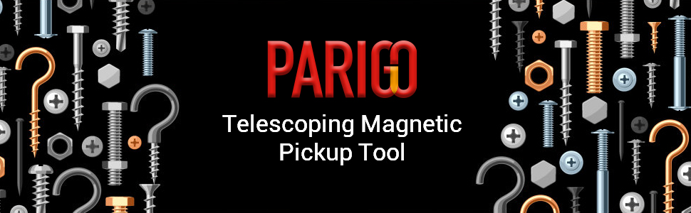 magnetic pickup tool