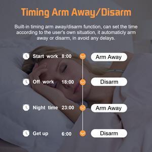 Timing Arm Away