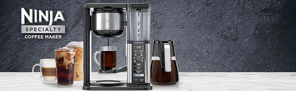 CM401, Ninja, Specialty, Coffee Maker, Marquee, Banner
