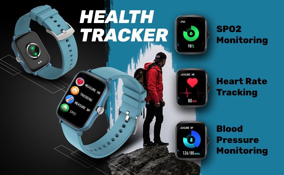 sMARTWATCH health tracker