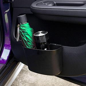 diy car trash can cup holder trash can