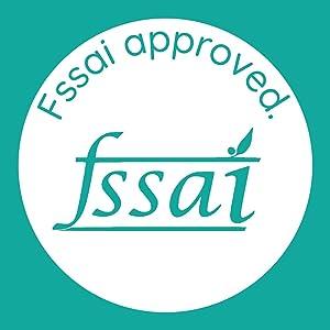 FSSAI Approved