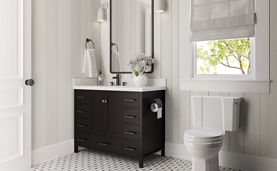 Ariel Cambridge Bathroom Vanity
