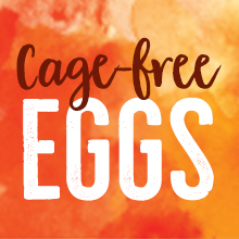 made with cage free eggs