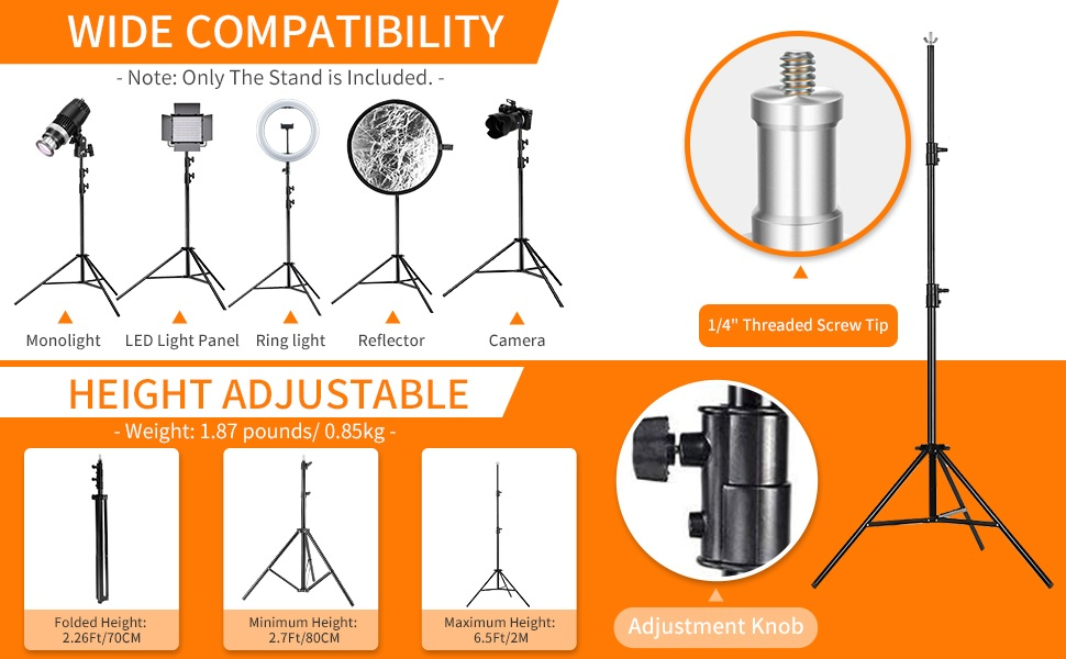 tripod for dslr and mobile