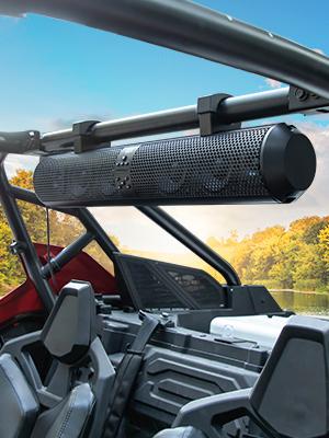 utv bluetooth soundbar waterproof