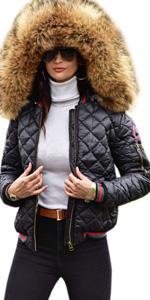 Down Parka winter coat