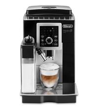 スタンダードモデル デロンギ コンパクト全自動コーヒーメーカー ブラック マグニフィカ S カプチーノ スマート 自動カフェラテ・カプチーノ機能