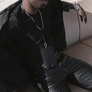 crossbody bag 11 12 x xr xs pro max phone case strap purse iphone lanyard cellphone wallet band