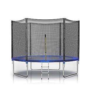 recreational trampoline