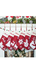 Christmas stocking personalized