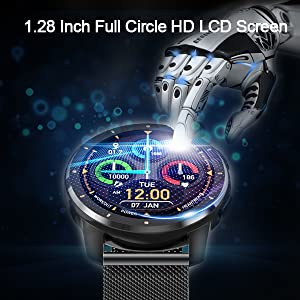 1.28 inch Touch Screen