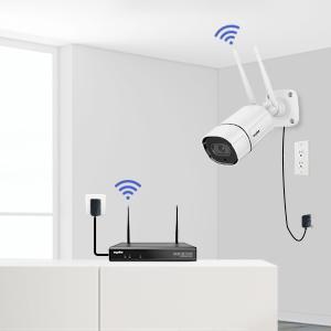 plug and play security camera