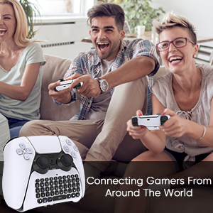 connecting gamers from around the word