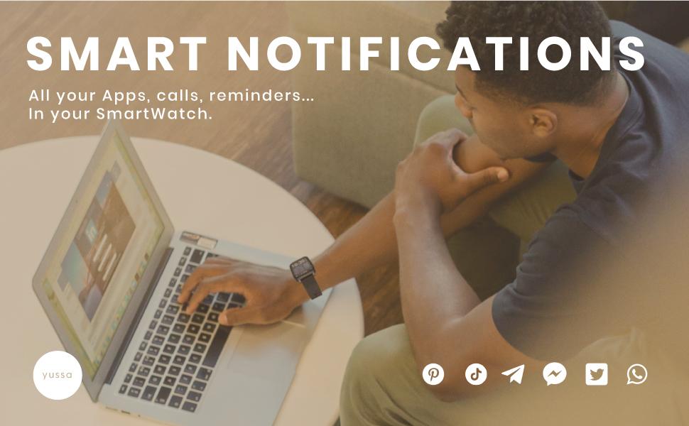 professional smartwatch smart notifications