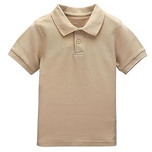 boys polo tshirt undershirt
