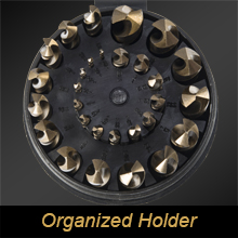 Organized Holder