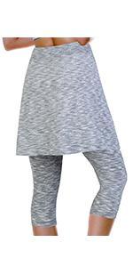 women skirted leggings with skirts tennis clothing