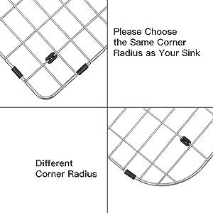Chose a Suitable Corner Radius