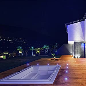 pool lights, led pool lights for inground pool, pool lights underwater, above ground pool lights