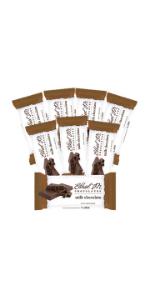 Milk Chocolate Bar Set