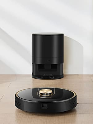 Uoni V980Plus Robot Vacuum Cleaner with Self-Emptying Dustbin