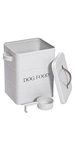 dog treat container airtight