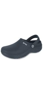Mens garden clogs lightweight waterproof gardening shoes comfortable premium durable comfy