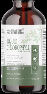 chlorophyll drops