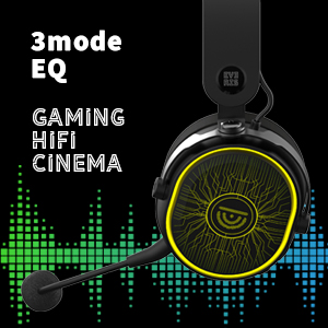 3 EQ modes