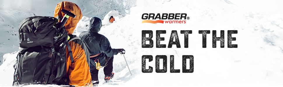 Grabber warmers  beat the cold