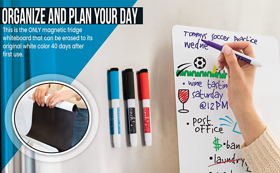 organize and plan your day
