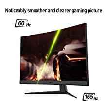 165Hz fast fps gaming monitor high refresh rate