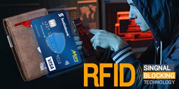RFID technology wallet