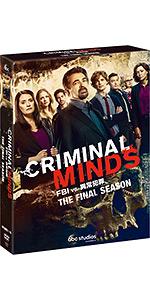 クリミナル・マインド/FBI vs. 異常犯罪 ファイナル・シーズン コレクターズ BOX