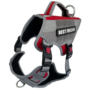 Albcorp Tactical Dog Vest Harness-Sport Style