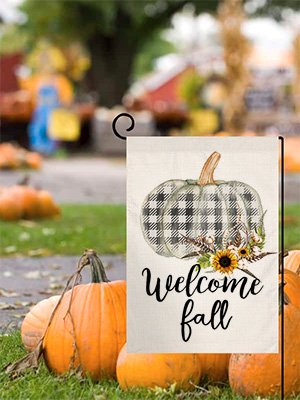 Seasonal Holiday Indoor Outdoor Lawn decorations Decorative outside Halloween Thanksgiving Porch