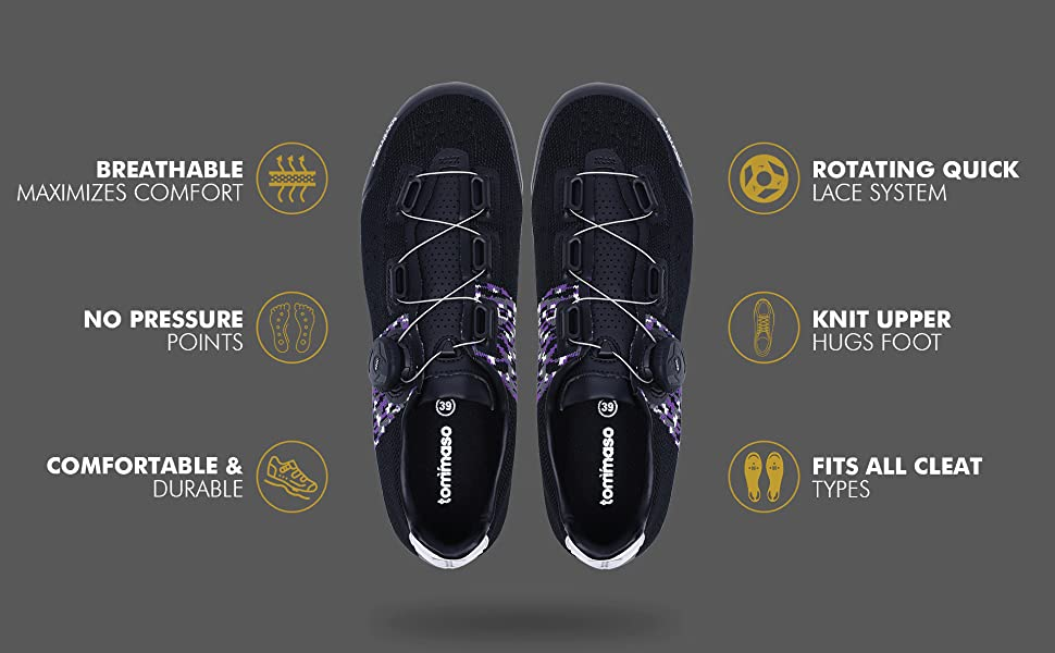pista elite benefits and features cycle shoes outdoor womens cycling bike ventilation