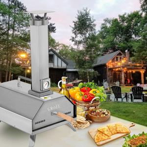 outdoor ovens