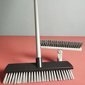 Two brush Head with One Handle