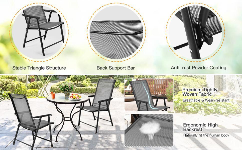 folding patio chair