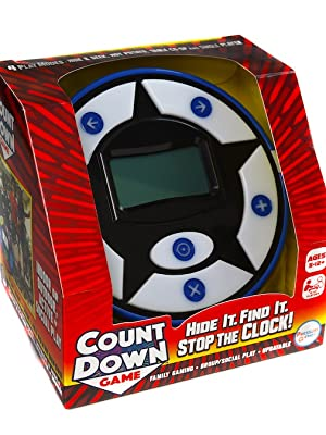 The Countdown Game Hide and Seek Game