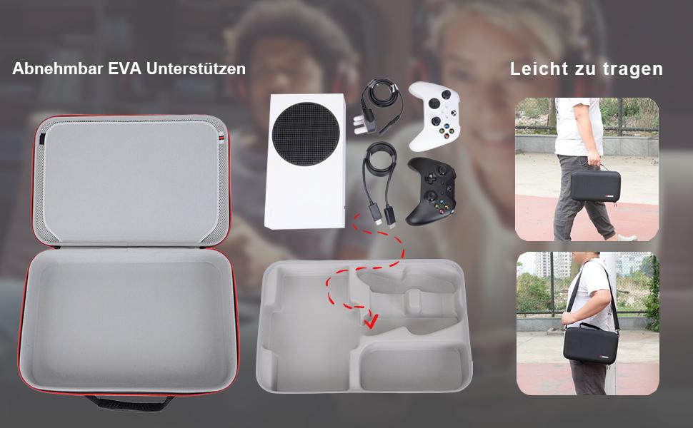 Xbox Series S Tasche