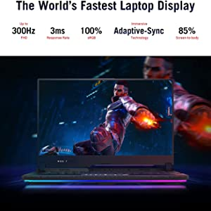 The World's Fastest Laptop Display